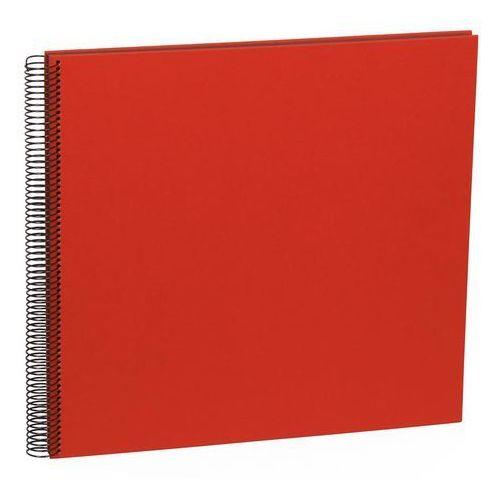 Album na zdjęcia Uni Economy czarne karty duży czerwony
