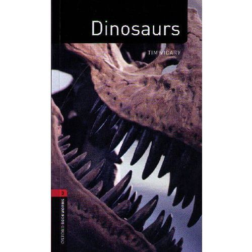 Dinosaurs + CD The Oxford Bookworms Library Factfiles Stage 3 (1000 Headwords)