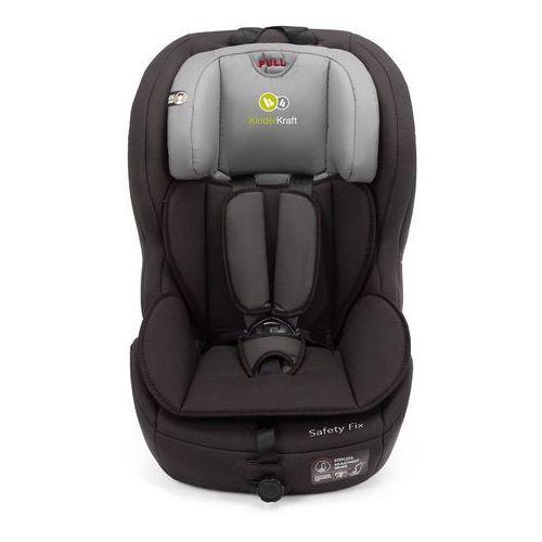 KinderKraft Fotelik Safety-FIX ISOFIX, Black (5902533900299)