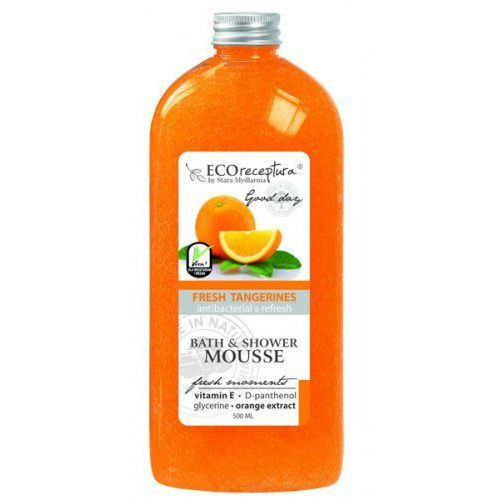 Stara mydlarnia Eco receptura fresh tangerines - mus do kąpieli 500ml pcv