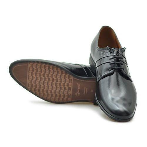 Pantofle Conhpol CQ0C-4734-0017-B2S02 Czarne lico