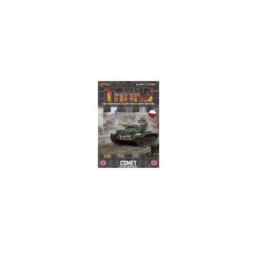 Tanks: Wielka Brytania - Comet - Zestaw Dodatkowy - Gale Force Nine (9420020233287)
