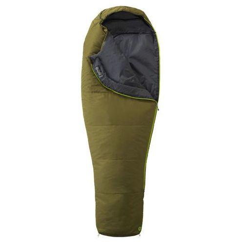 Marmot NanoWave 35 Śpiwór long zielony/oliwkowy Śpiwory syntetyczne (0785562931565)