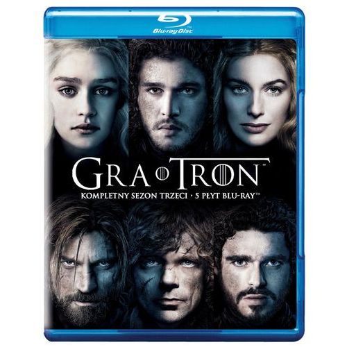 Gra O Tron. Sezon 3 (5 Bd)