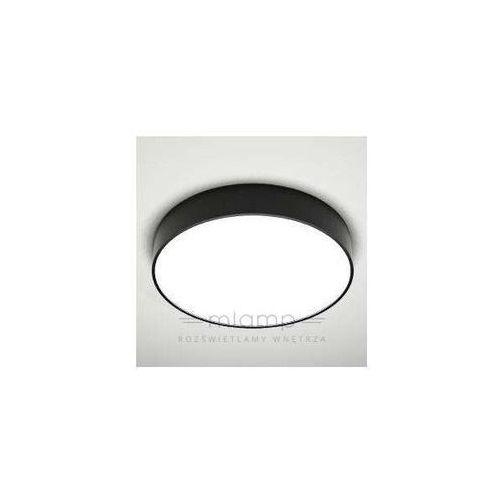Plafon LAMPA sufitowa BUNGO 1156/G5/CZ Shilo ścienna OPRAWA natynkowy KINKIET czarny