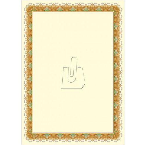 Dyplom argo a4 złoto 170g 25 ark. marki Argo s.a.