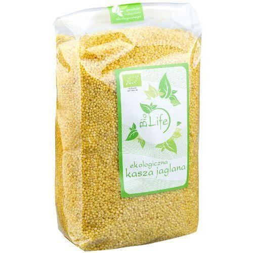 Biolife  1kg kasza jaglana bio | darmowa dostawa od 200 zł
