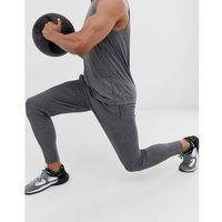 ASOS 4505 super skinny training joggers in grey marl - Grey