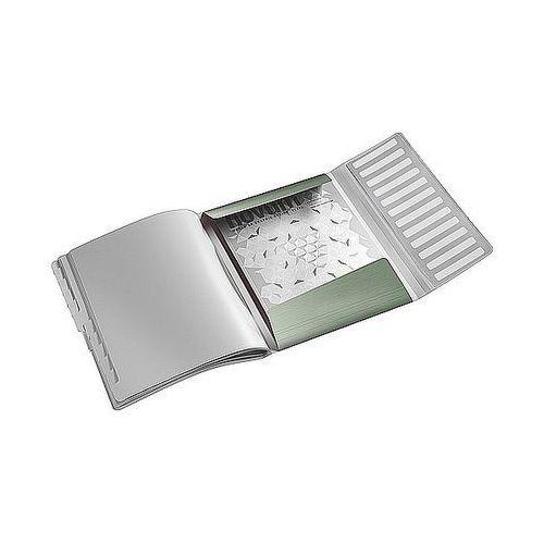 Leitz Teczka segregująca style 12 przegródek 200 kartek pistacjowa zieleń 39960053