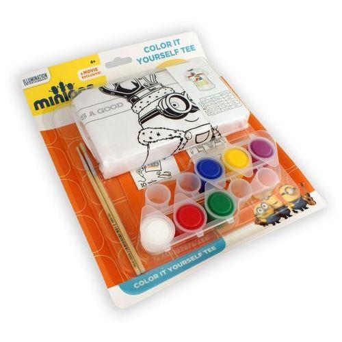 Shellbag  - minionki 1 - koszulka do kolorowania 5-6 lat – 900985