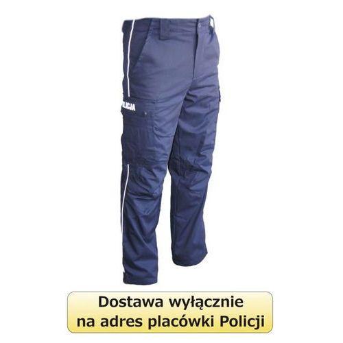 Spodnie policyjne przejściowe - ripstop marki Sortmund