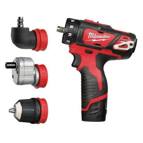 Milwaukee M12 BDDXKIT-202X