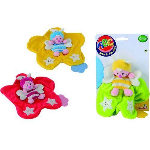 SIMBA Pluszowe zwierzątko ułatwiajace zasypianie, chrabąszcz, 3 rodzaje - produkt z kategorii- Pozostałe zabawki edukacyjne