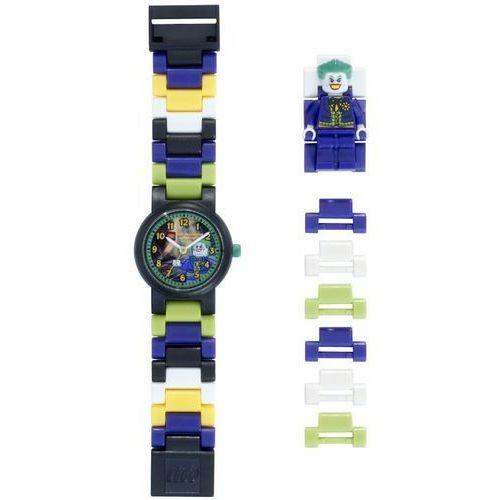 heroes zegarek na rękę joker, plastikowy, 8020240 marki Lego