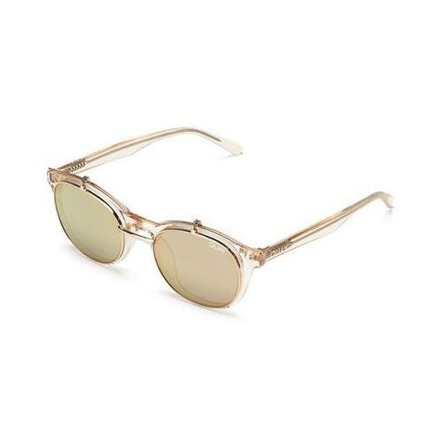 Okulary Słoneczne Quay Australia QW-000298 PENNY ROYAL CHAM/GLD