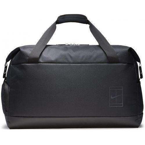 72a6ccacad421 Info · torba tenisowa nikecourt advantage tennis duffel bag black  anthracite marki Nike