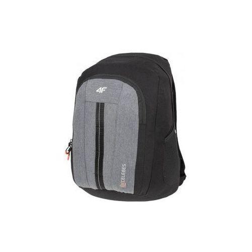 plecak h4l17-pcu006 czarny marki 4f