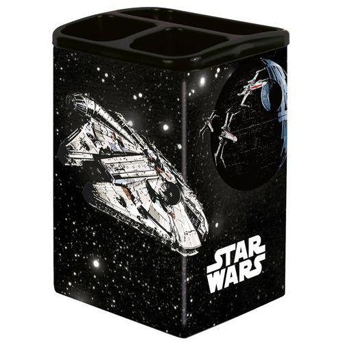 Pojemnik na długopisy metalowy Star Wars 14 DERFOR