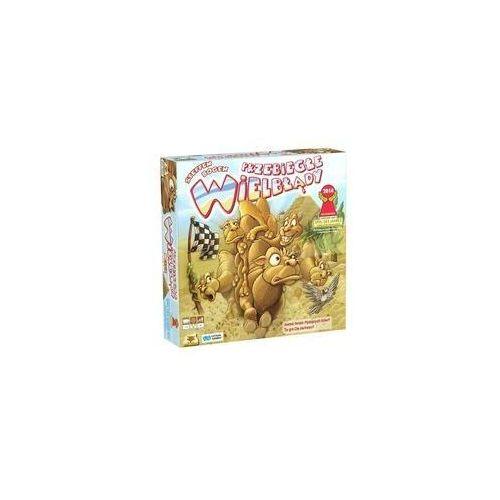 Przebiegłe Wielbłądy. Gra Planszowa