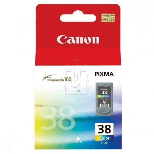 CANON CL-38 ink printhead color iP2500 9ml for PIXMA iP2500 207pages