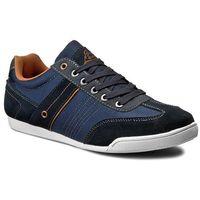 Sneakersy - mp40-6036y granatowy marki Gino lanetti