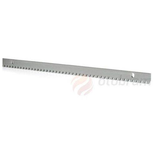 Listwa zębata metalowa / stalowa ROA8 1m M4