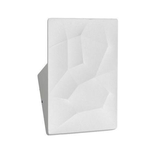 Kinkiet LED CRACKS biały