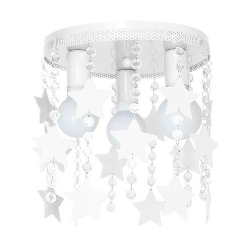 Decoland Lampa dziecięca elza stars 3xe27/60w/230v (5907565997507)