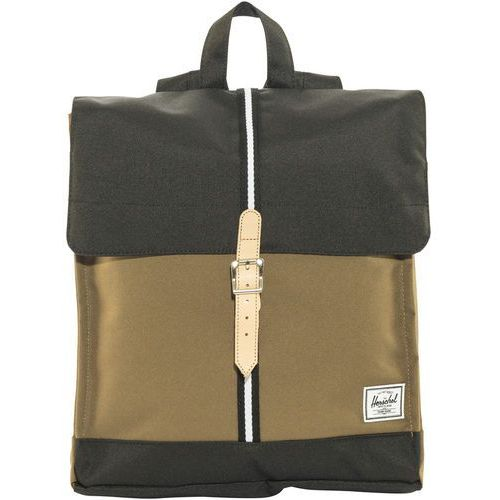 Herschel City Plecak brązowy/czarny 2018 Plecaki szkolne i turystyczne, kolor biały