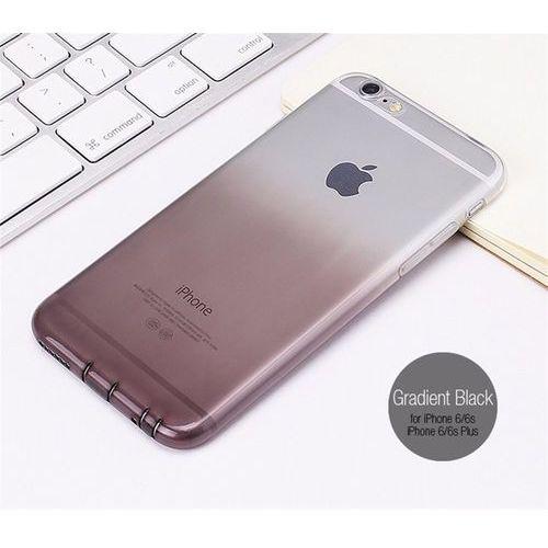 Etui gradientowe dla iphone 6 plus i 6s plus - gradient czarny - iphone 6 plus i 6s plus \ gradient czarny marki Marka-24