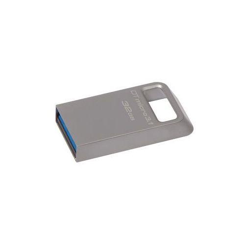 Kingston Pamięć datatraveler micro 3.1 32 gb (0740617242829)
