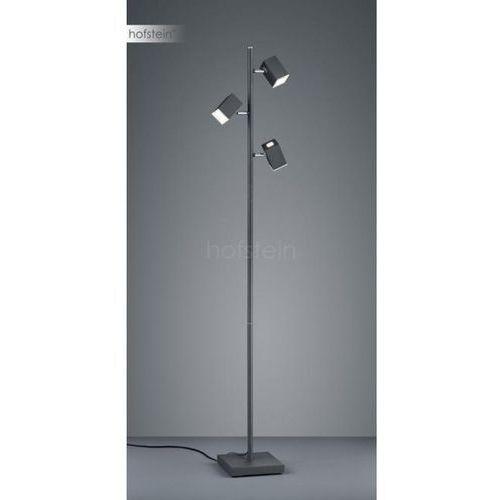 Trio Lagos 427890332 lampa stojąca podłogowa 3x4,7W LED czarna/biała