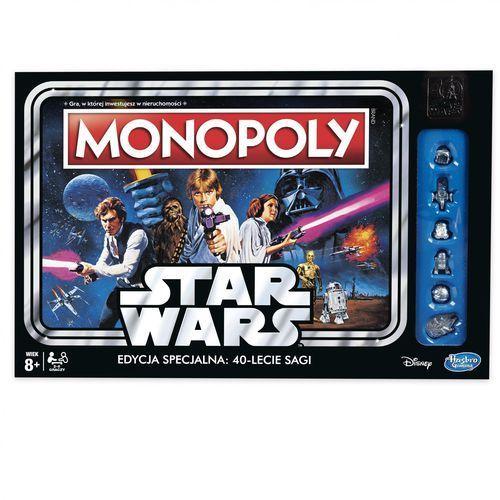 OKAZJA - Hasbro Monopoly star wars (5010993438730)