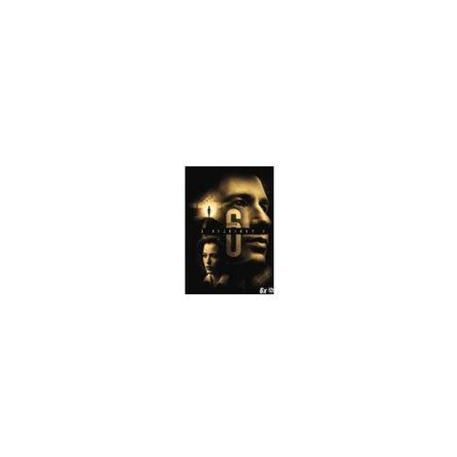 Z archiwum X - sezon 6 (6xDVD) - Rob Bowman