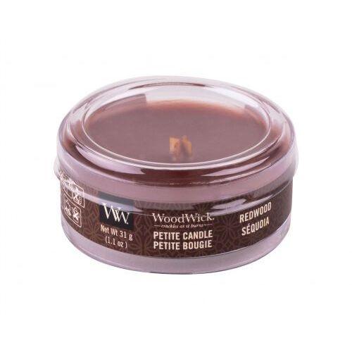 redwood świeczka zapachowa 31 g unisex marki Woodwick