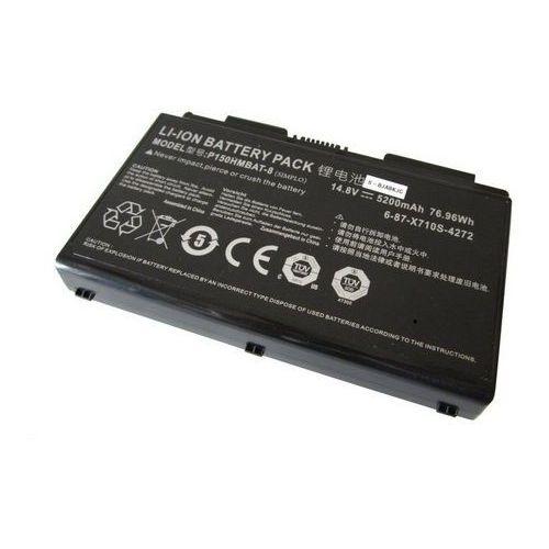 Dodatkowa Bateria CLEVO P170EM/P170SM/P170HM 8-Cell 76.96Wh