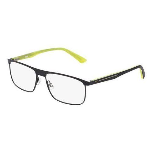 Okulary korekcyjne  pu0054o 001 marki Puma