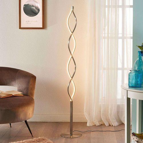 Designerska lampa podłogowa LED ściemnialna - Auron