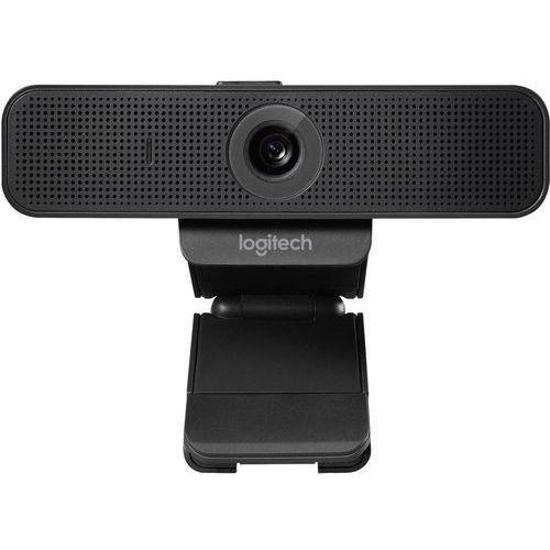 Kamera internetowa c925e 960-001076, 1920 x 1080 px marki Logitech