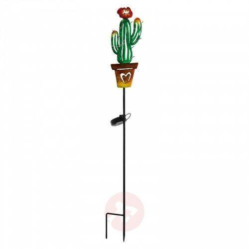 Led-deko lampa solarna 48714 kaktus marki Eglo