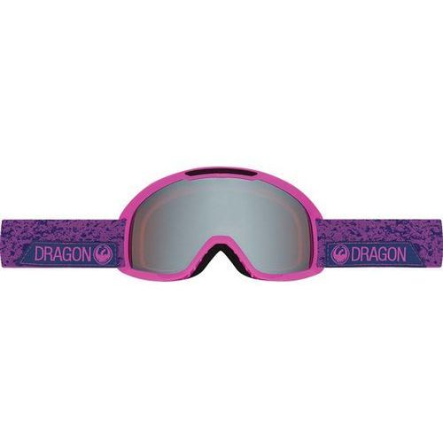 gogle snowboardowe DRAGON - DX2 - Stone Violet/Ionized + Amber (831) rozmiar: OS z kategorii kaski i gogle