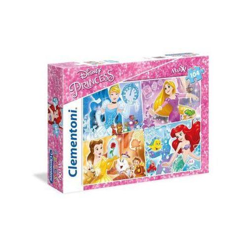 104 Elementy Maxi, Ksiezniczki Disneya (8005125237036)
