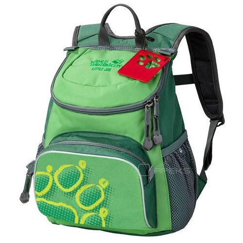 Jack wolfskin little joe plecak dla dzieci / leaf green - leaf green