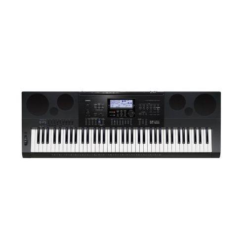 wk-7600 instrument klawiszowy marki Casio