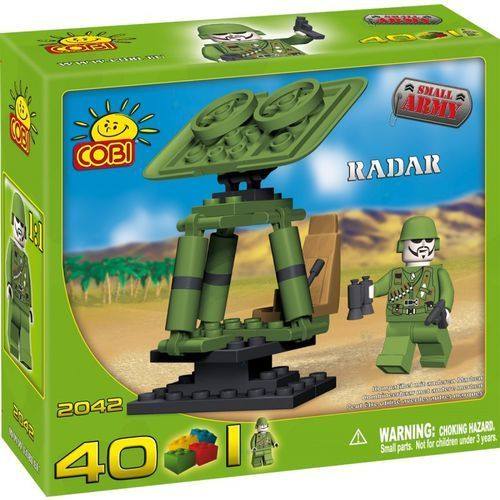 COBI 2042 Small Army - Radar