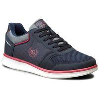 Sneakersy GINO LANETTI - MP07-16235-01 Granatowy