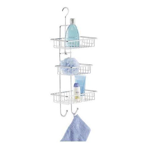 Półka łazienkowa CADDY MILANO pod prysznic, 3 poziomy, WENKO, B003IX0CQ8