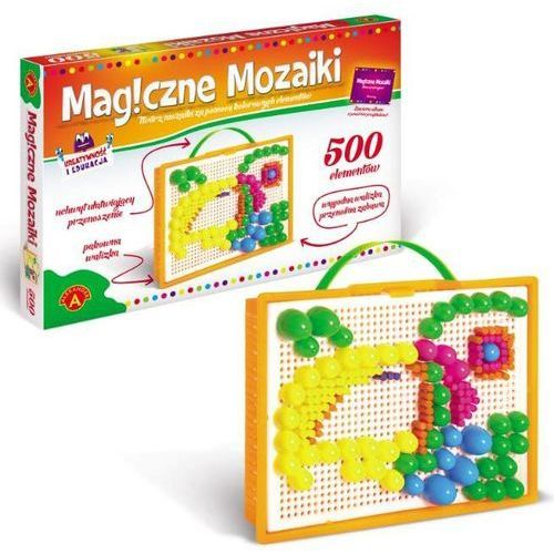 Alexander Magiczne mozaiki kreatywność i edukacja 500