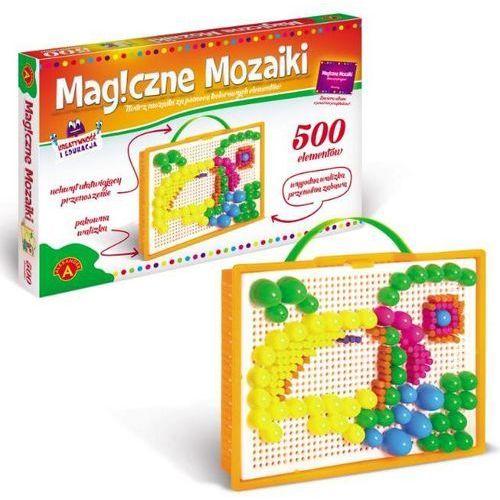 Magiczne mozaiki Kreatywność i edukacja 500 (5906018006599)