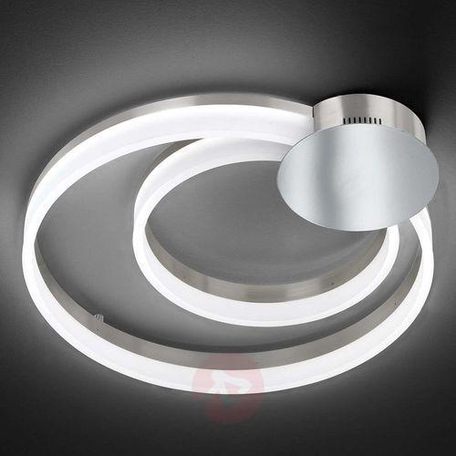 Wofi Soul - lampa sufitowa led o pięknym kształcie